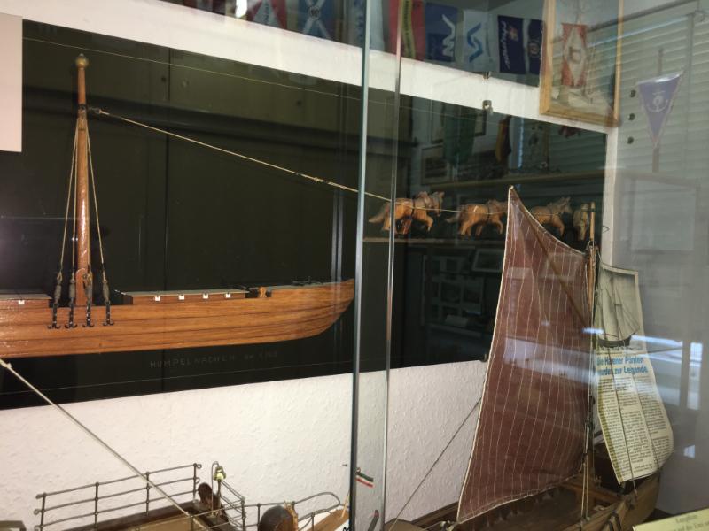 Darstellung Schiffe