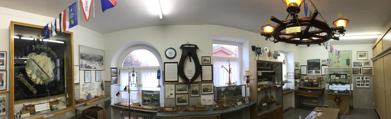 Das Museum des Schiffervereins Haßmersheim